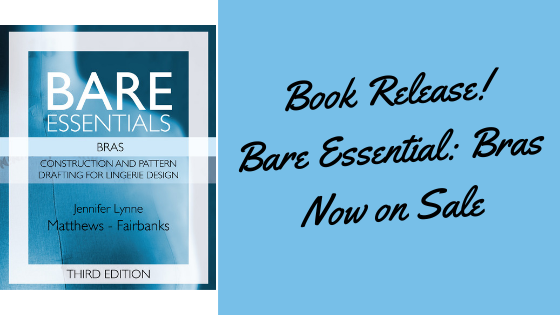Bare Essentials: Bras Third Edition is Now on Sale