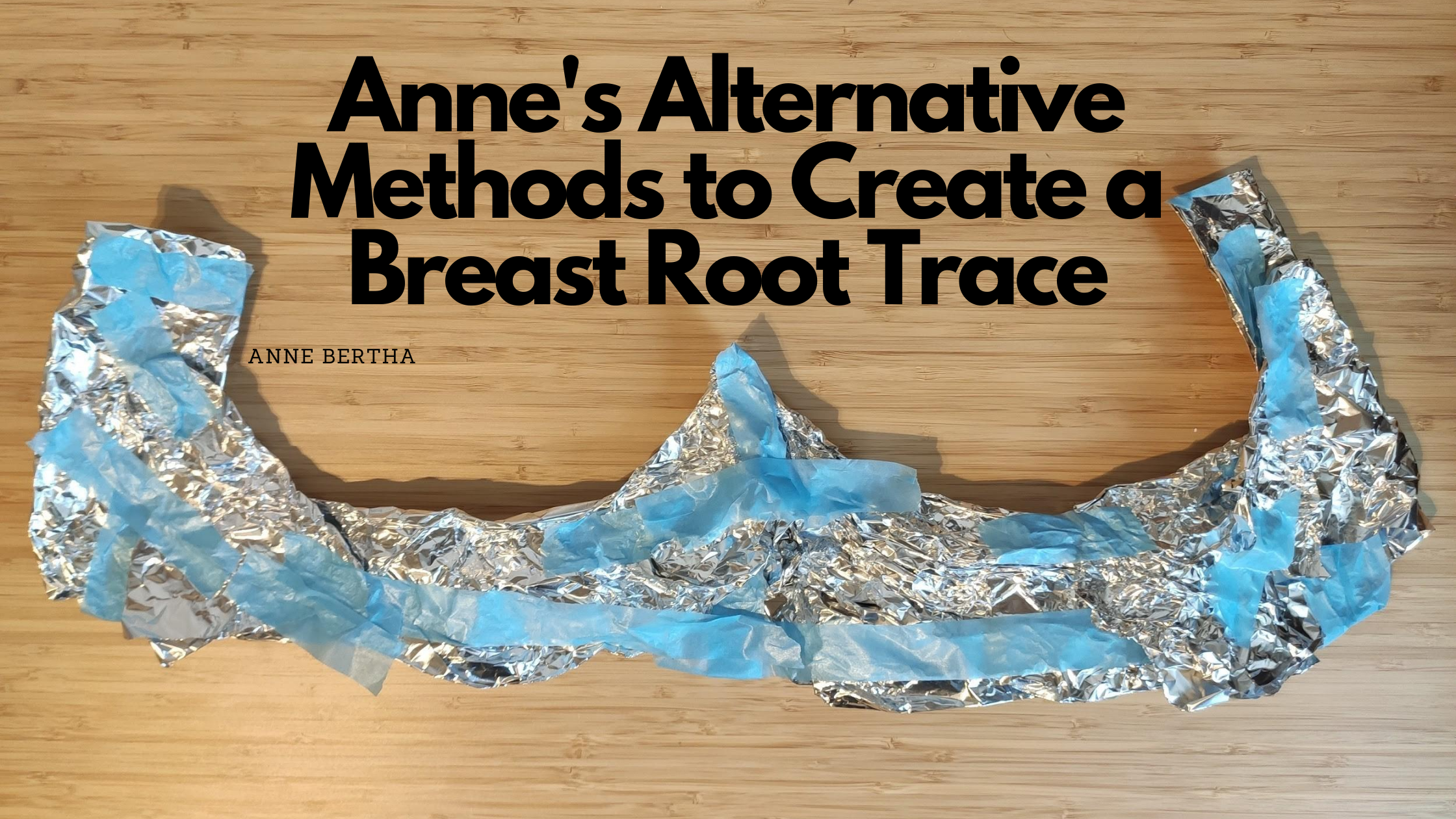 Anne's Alternative Tests on Getting the Right Wire Trace