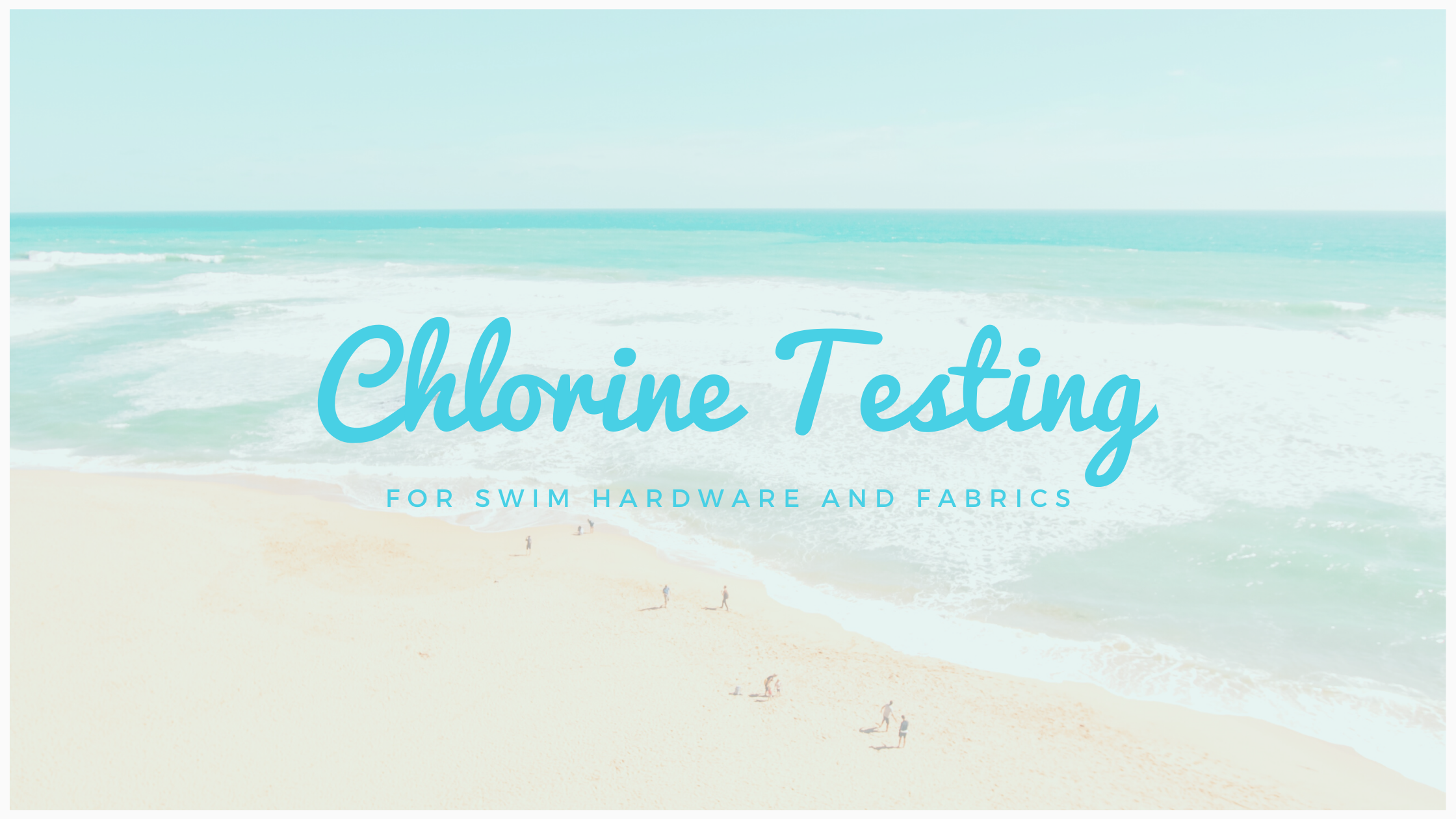 Chlorine Test for Swimwear